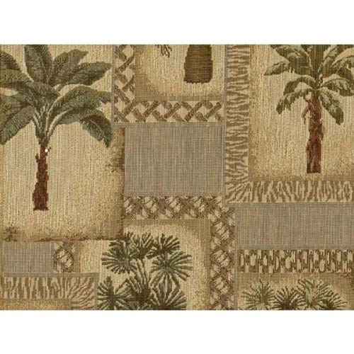 Desert Shade Futon Cover, Loveseat Ottoman